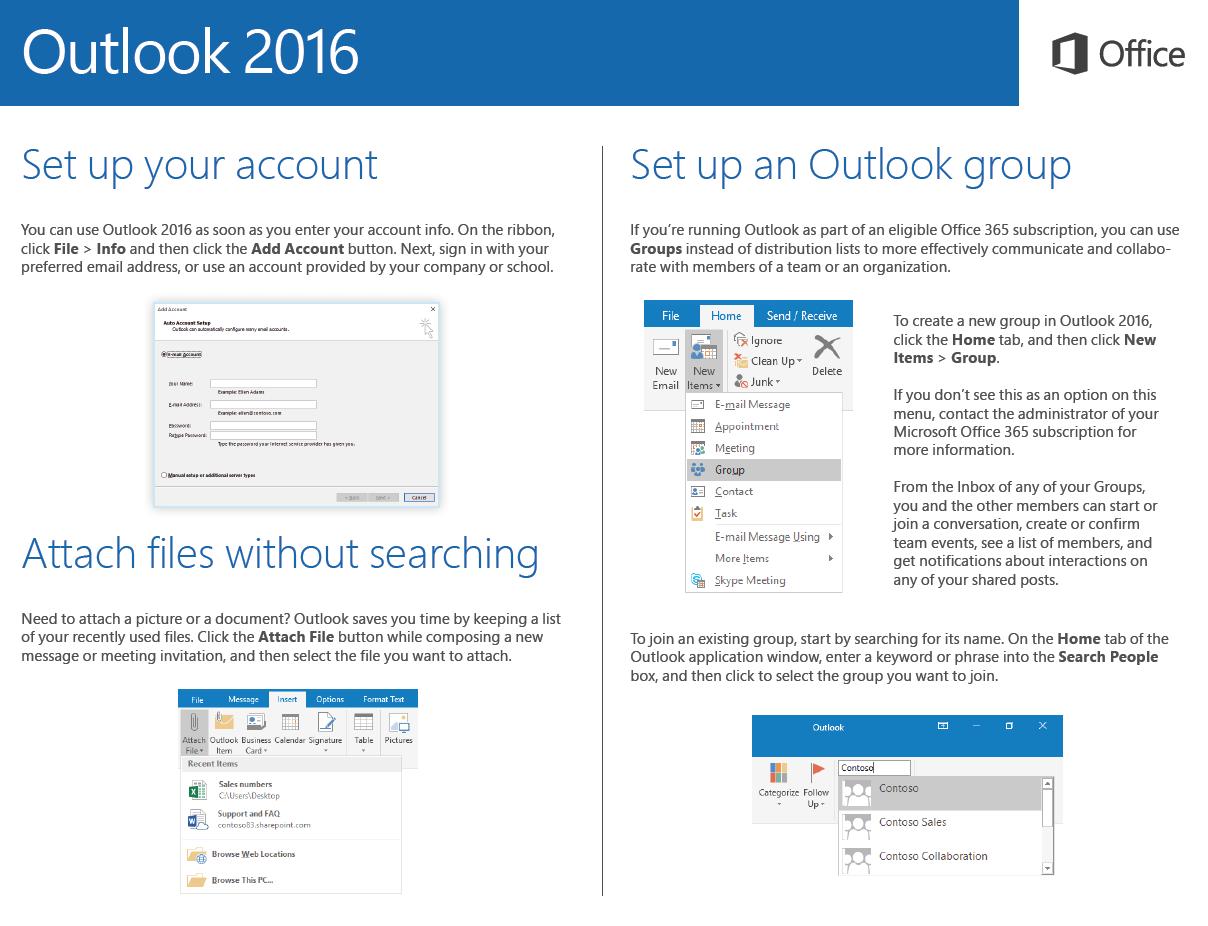 คู่มือการใช้งาน Office 365 Calendar Features บน Outlook 2013