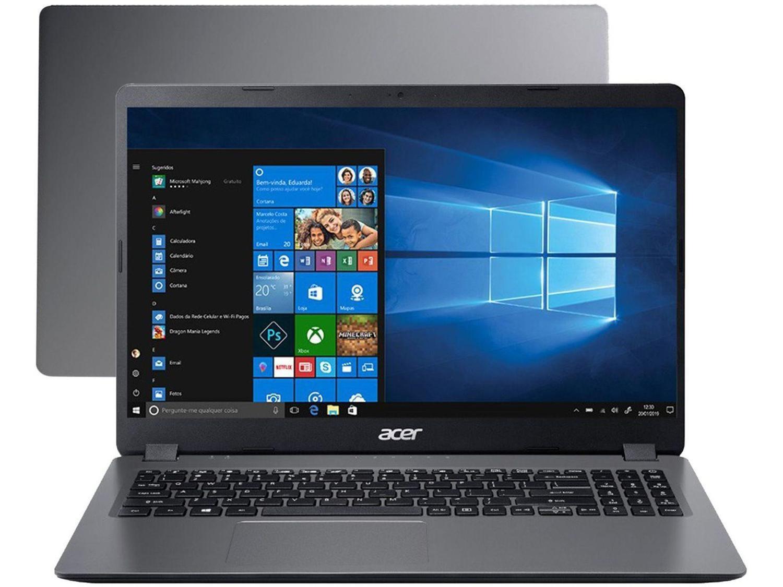 Imagem de Notebook i3 da marca Acer A315-56