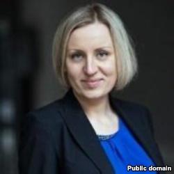 """Ірина Марчук, """"Центр міжнародного права, конфлікту і кризи"""" Копенгагенського університету в Данії"""