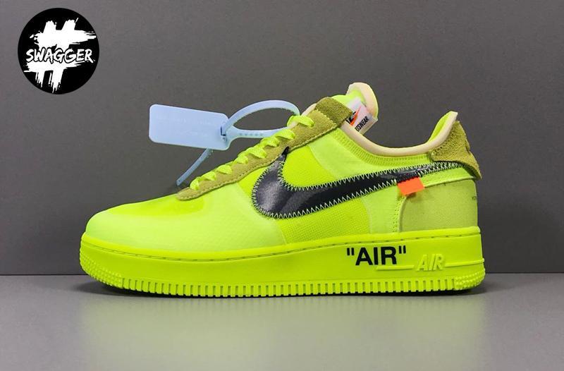 Kiểu dáng của giày Nike Af1 năng động
