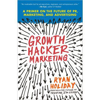 livres en marketing growth hacker image