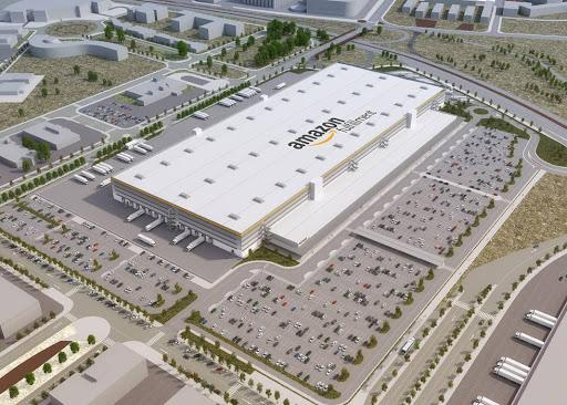 Nuevo centro logístico de Amazon en México – UB