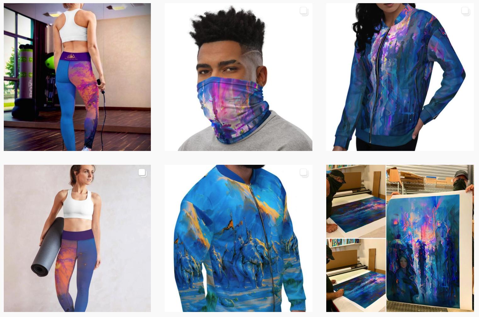 John Pitre Art | Commission Opps for Influencers