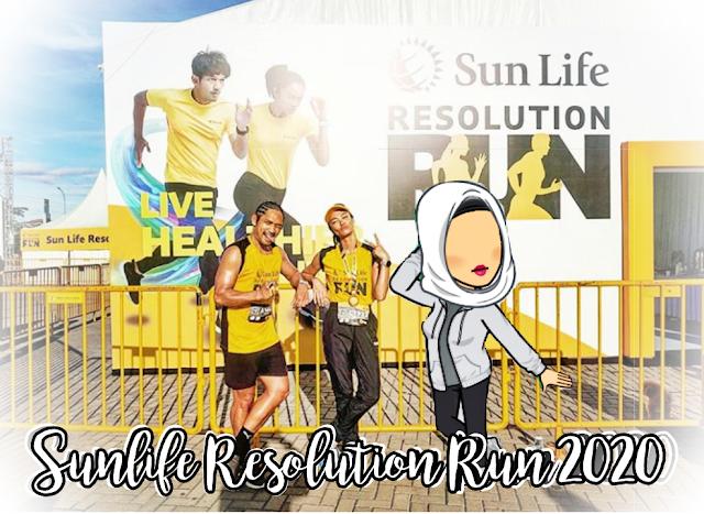 Sun Life Resolution Run 2020