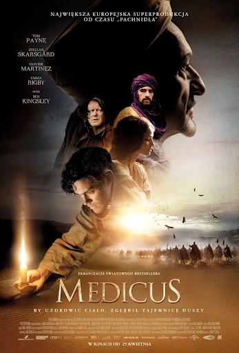 Polski plakat filmu 'Medicus'