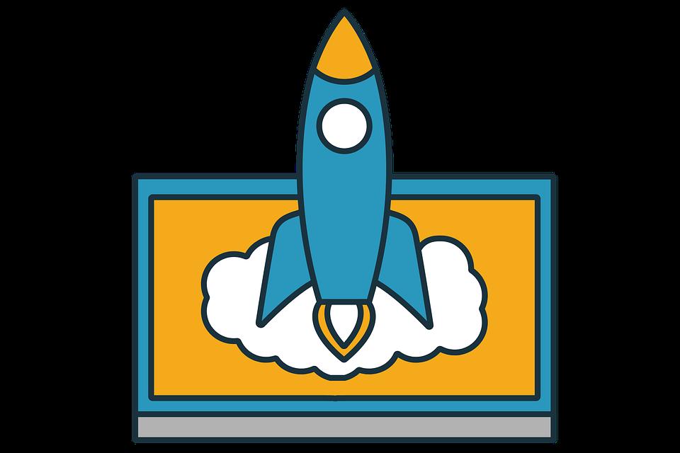 Speed, Rocket, Launch, Dashboard, Speedometer