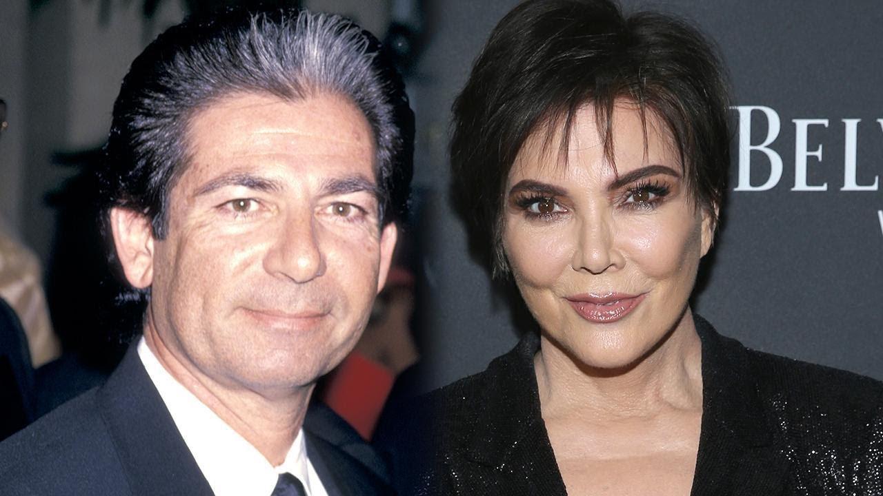 Description: Image result for kris jenner with her husband