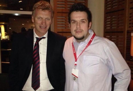 David Moyes drowned his sorrows after Everton defeat & called former fans a f***ing disgrace