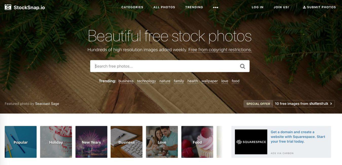 Fotos de archivo de StockSnap