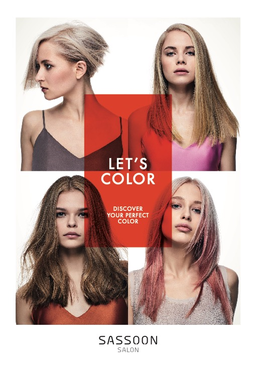 Sassoon Style: A Breakdown on Colour Technique