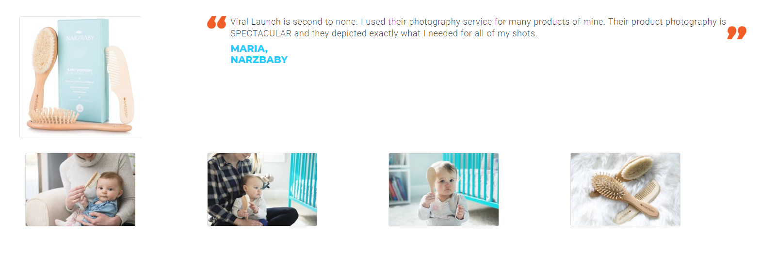Viral Launch photography review
