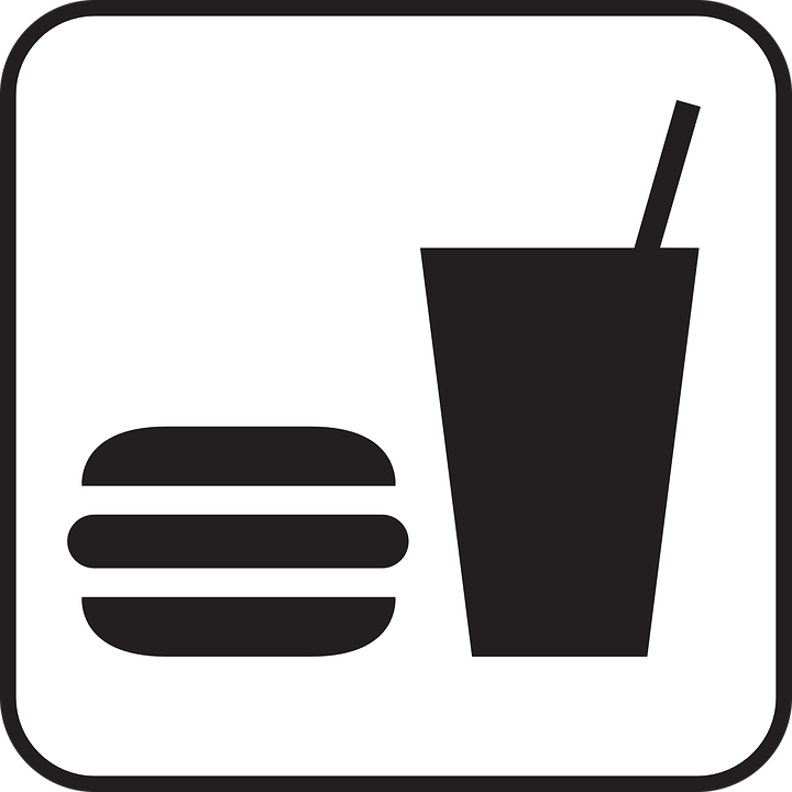 Fast Food, Meal, Food, Lunch, ...