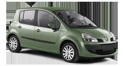 Clé Renault Modus
