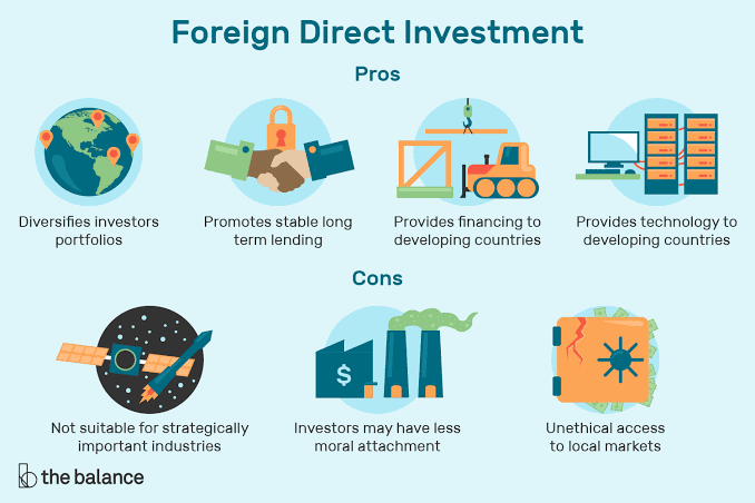 Foreign direct investment pros and cons