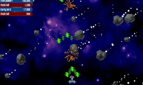 Chicken Invaders 2 apk تصوير الشاشة