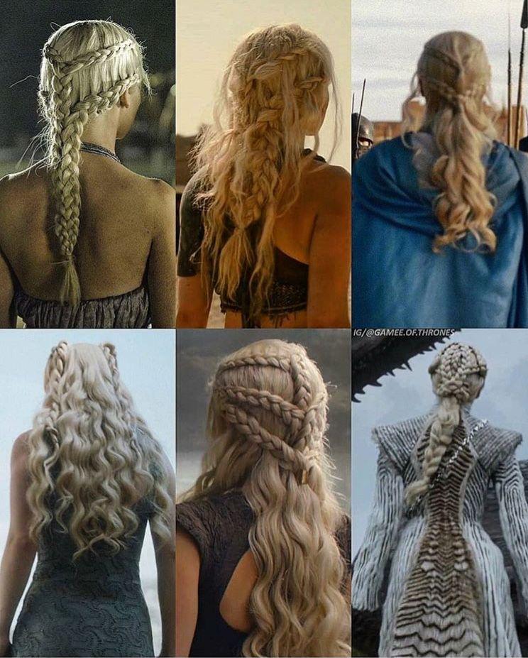 Danaerys braids