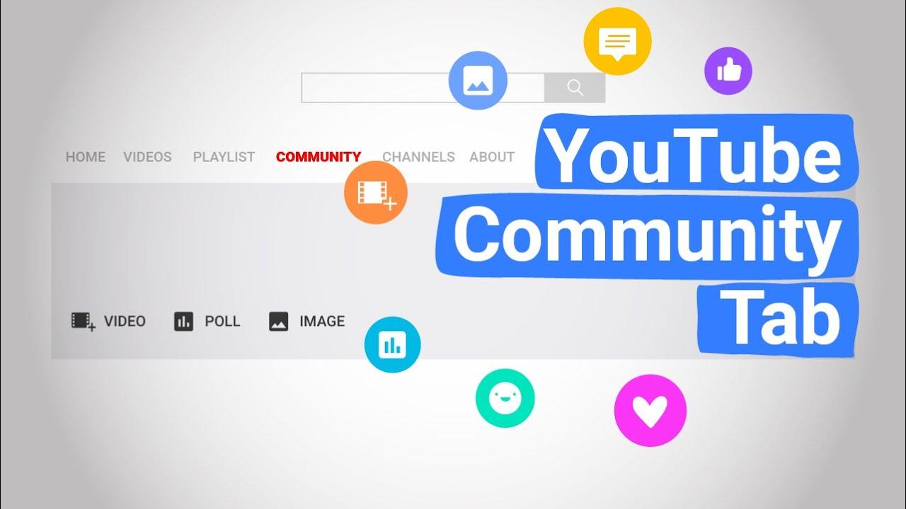 Youtube Community tab