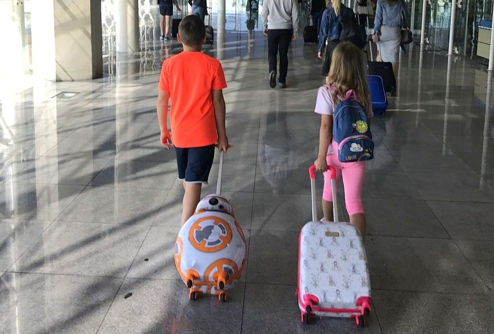 4 Tips for Traveling with Kids