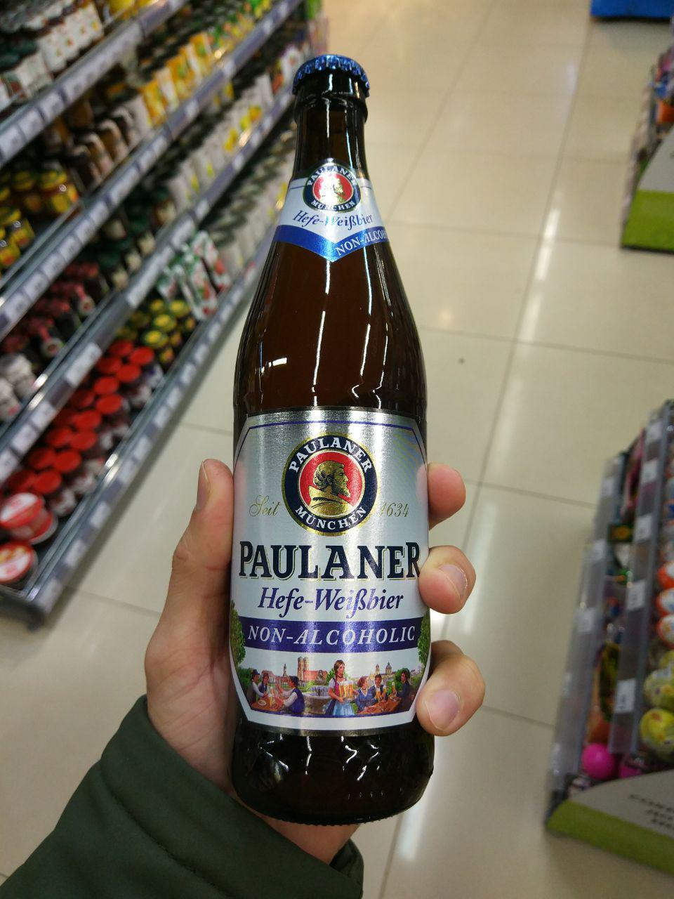 Какое безалкогольное пиво самое вкусное