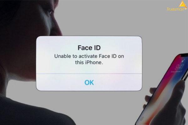 Sửa lỗi iPhone XS bị lỗi Face ID lấy ngay