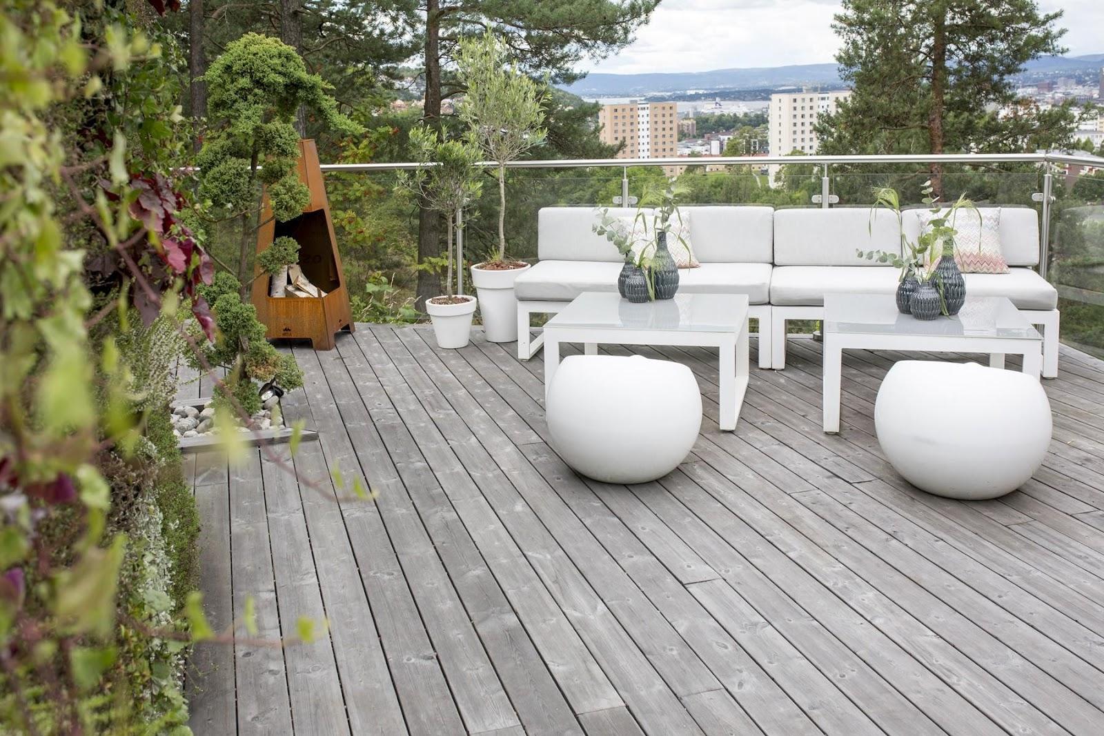 Sæt et personligt præg på terrassen