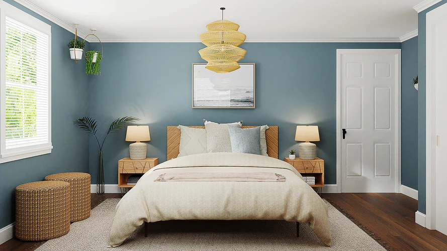 7 Steps to Creating a More Peaceful Bedroom