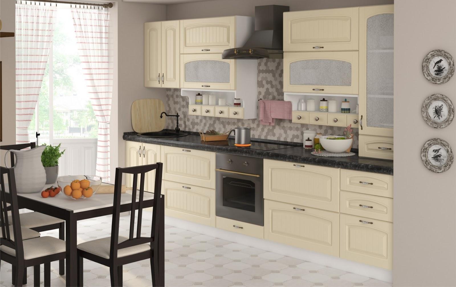 Как сделать кухню уютной и удобной?