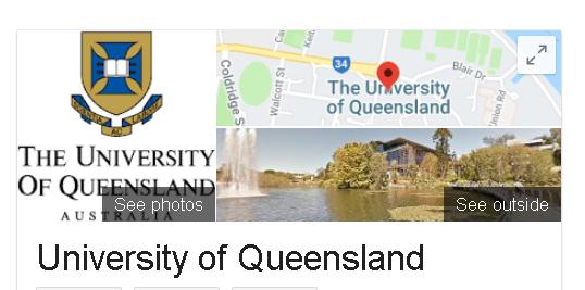 # 3 Đại học Queensland Úc