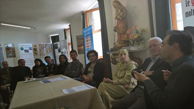 Convegno Migranti e Pellegrini a Sant'Eraclio