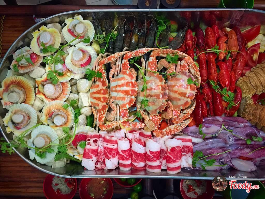 Món ăn Đông Sun quán