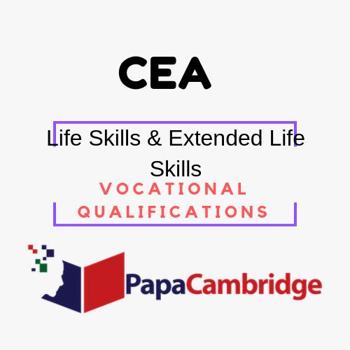 Life Skills Vocational Qualifications Syllabus