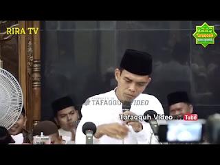 Download Ustadz Abdul Somad Lc - Patungan Untuk Hadiah Lomba Adalah Judi -  MP3 MP4 3GP