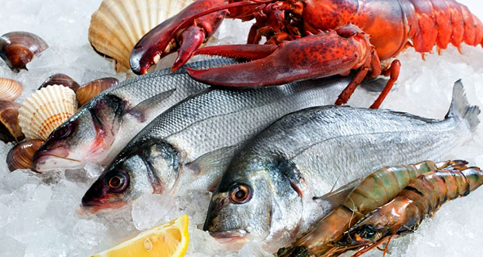 Fish and seafood are rich in this nutrient.