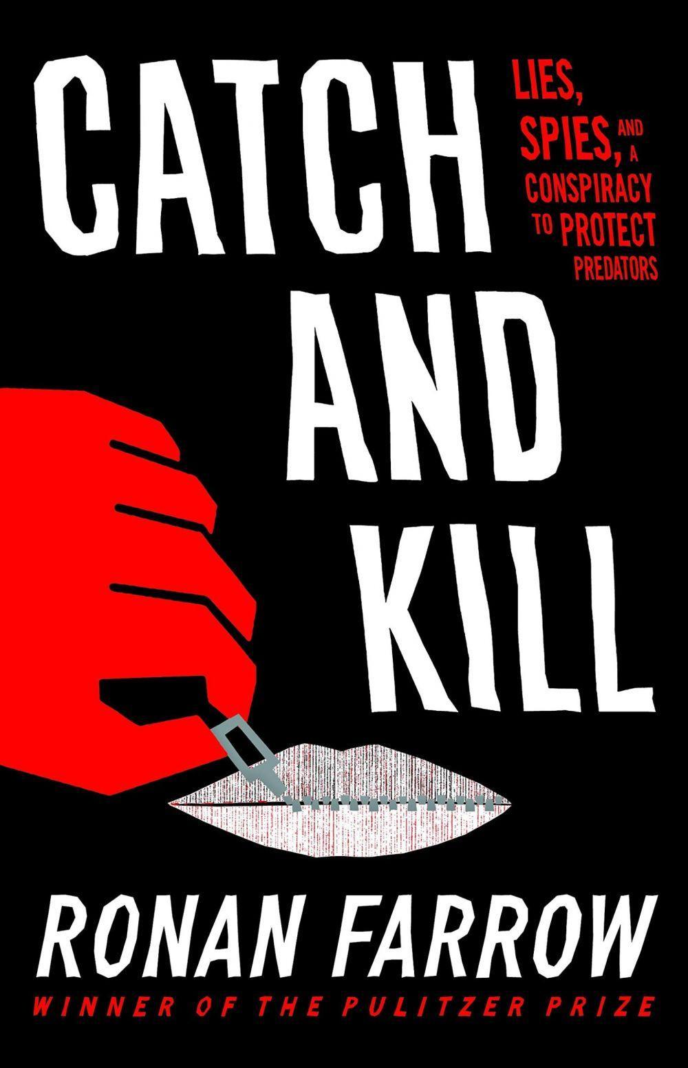 'Catch and Kill' by Ronan Farrow
