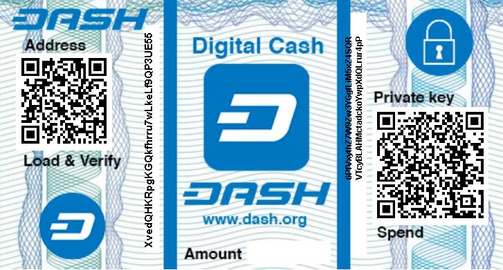 Dash Coin Wallet