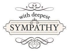 Image result for deepest sympathy clip art
