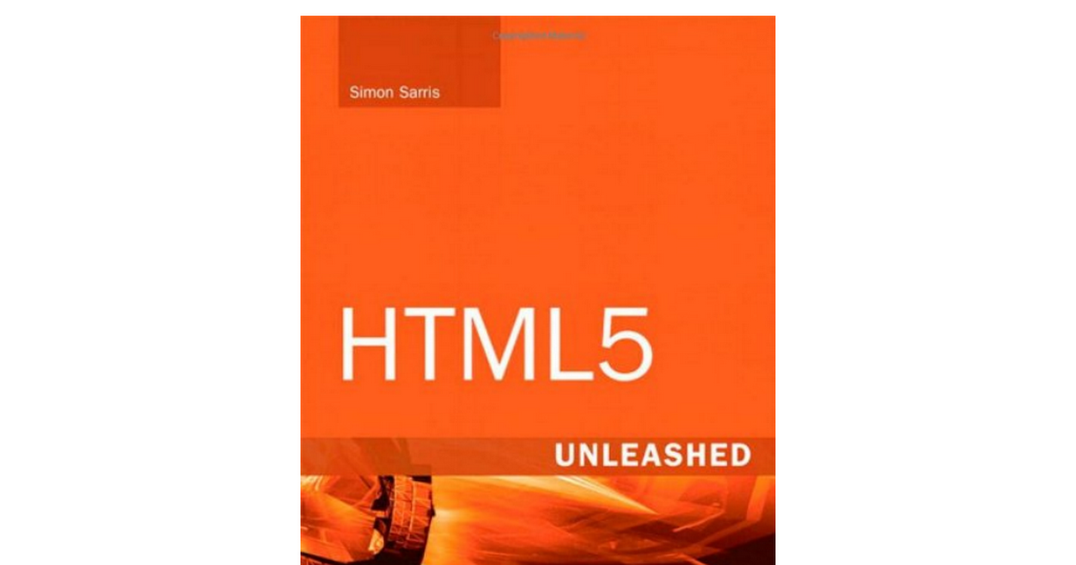 html5 unleashed sarris simon