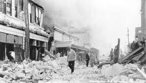 Napier after the 1931 earthquake – Natural hazards – overview – Te Ara  Encyclopedia of New Zealand