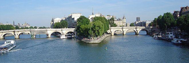 Square e Pont Neuf