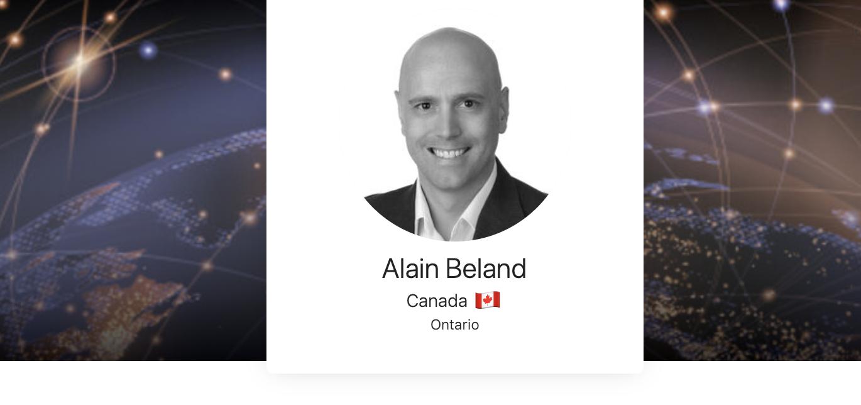 Alain Beland   HR Influencer Profile
