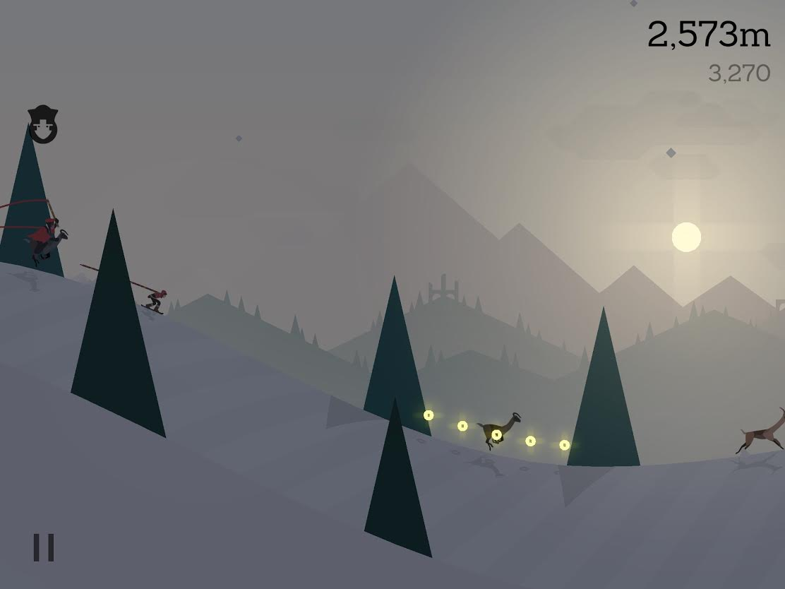 Gambar, Alto's Adventure, gmapelay, ios, gmaes, apps