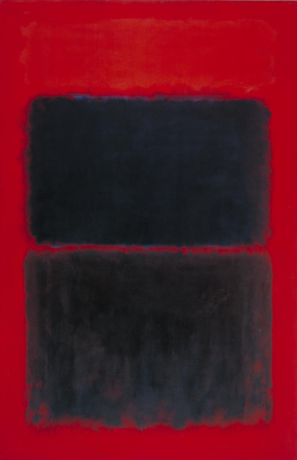 Image result for mark rothko red