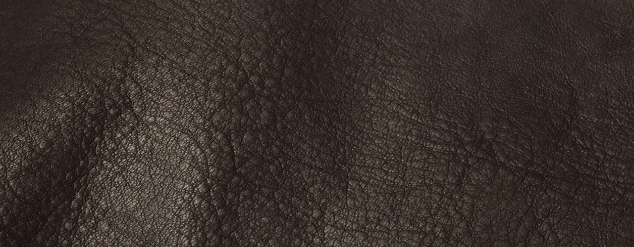 piece of leather - top grain