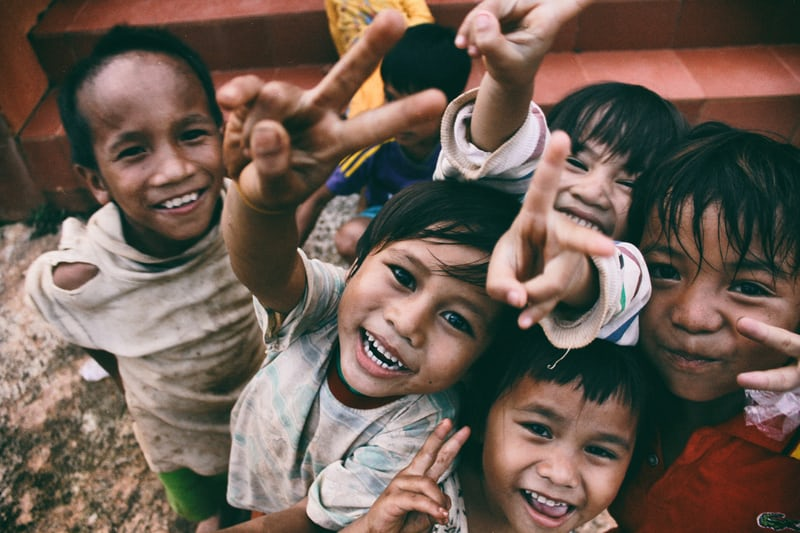 Happiness for all — This Ramadan, let's lend a hand to help friends, family and the needy