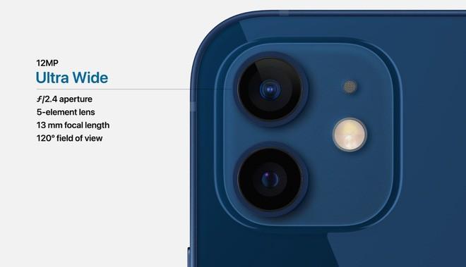 iPhone 12 và iPhone 12 mini ra mắt: Màn hình OLED, nâng cấp camera, A14 mạnh hơn 40%, hỗ trợ 5G, giá từ 699 USD - Ảnh 7.