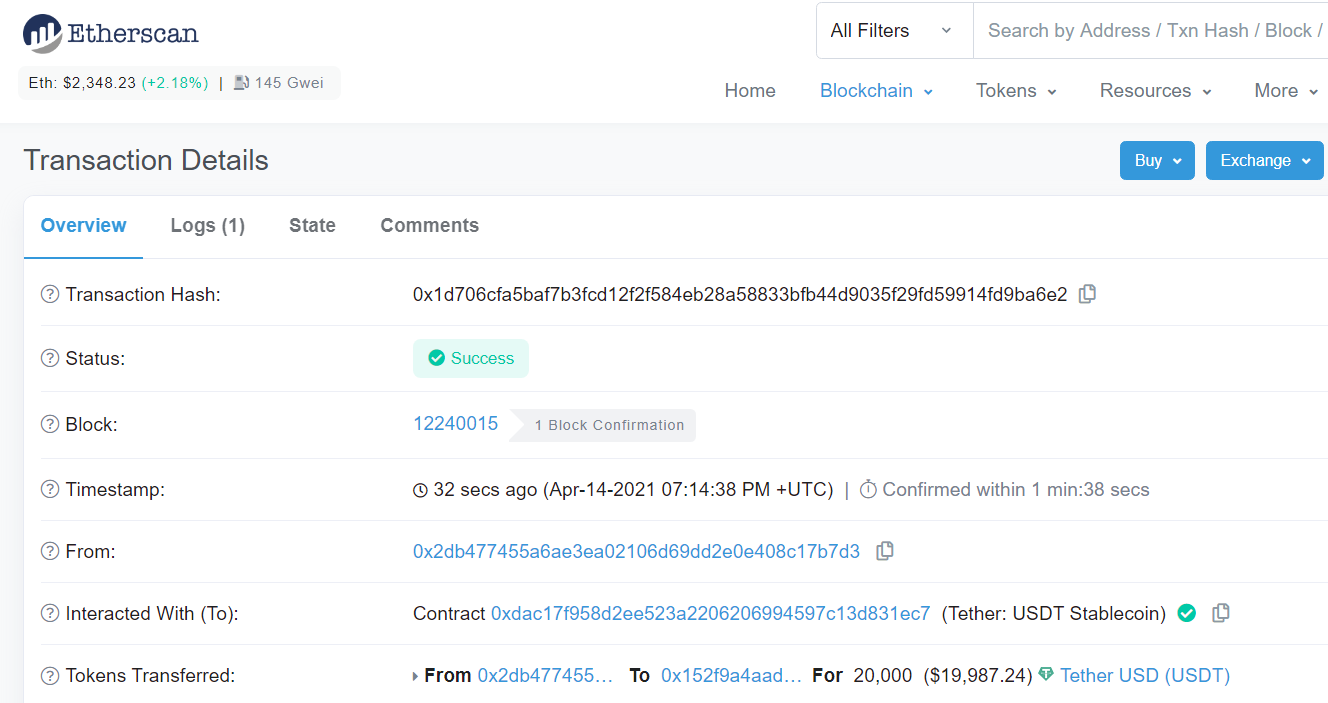 Etherscan best tools for liquidity providers