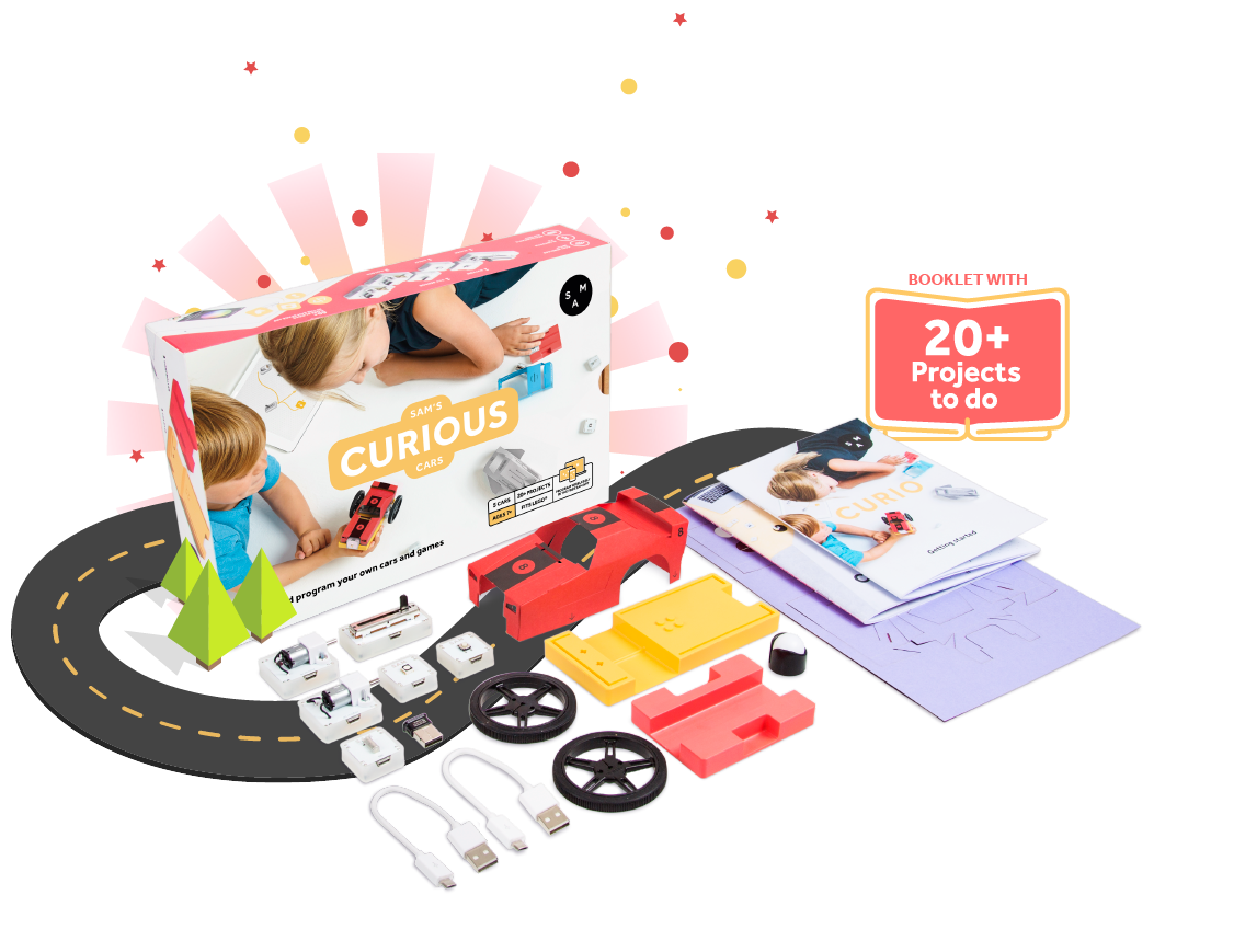 Prepare Your Child for Life   With SAM Labs' Innovative STEM