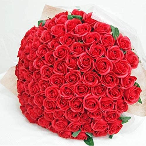 ソープフラワー花束
