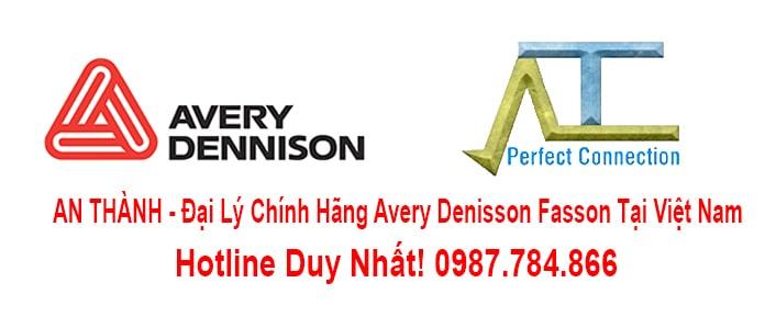 Đại lý chĩnh hãng Avery Denisson Fasson tại Việt Nam