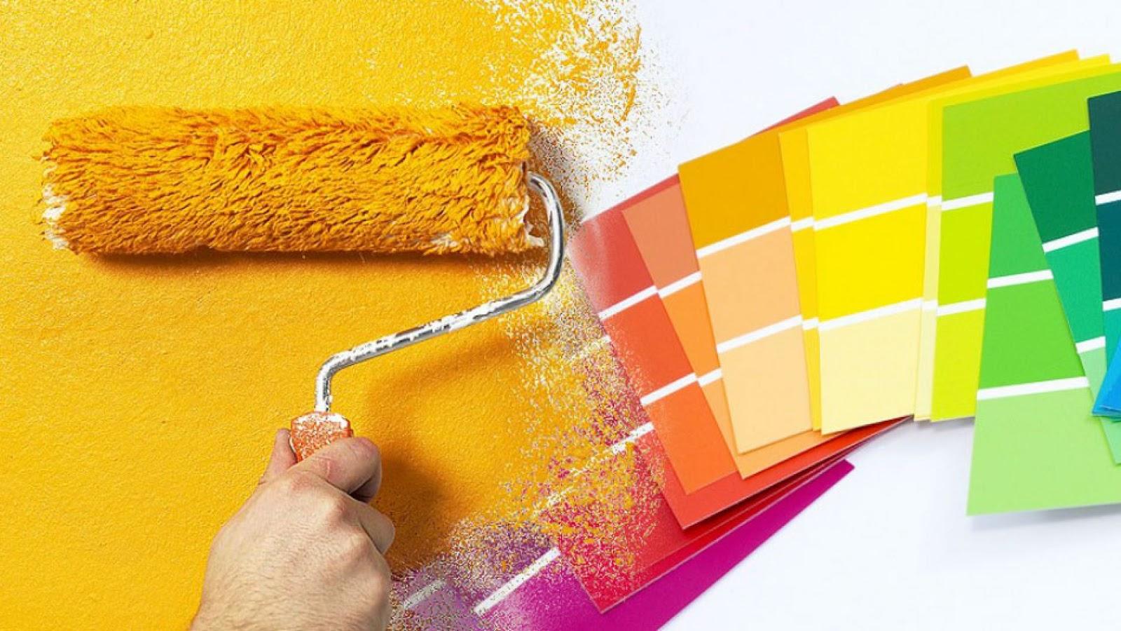 Những mẫu phối màu sơn ngoại thất đẹp tạo nên những ngôi nhà đẹp